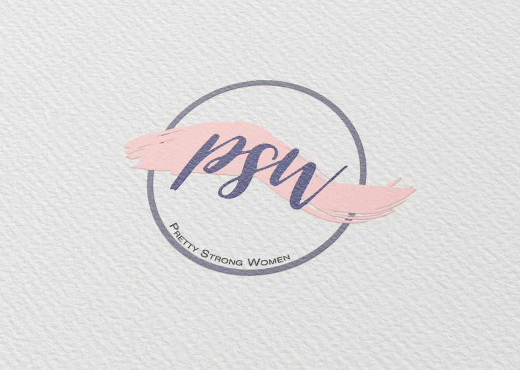 Pretty Strong Women Logo