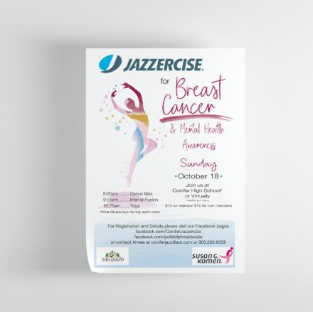 Jazzercize Fundraiser 2020